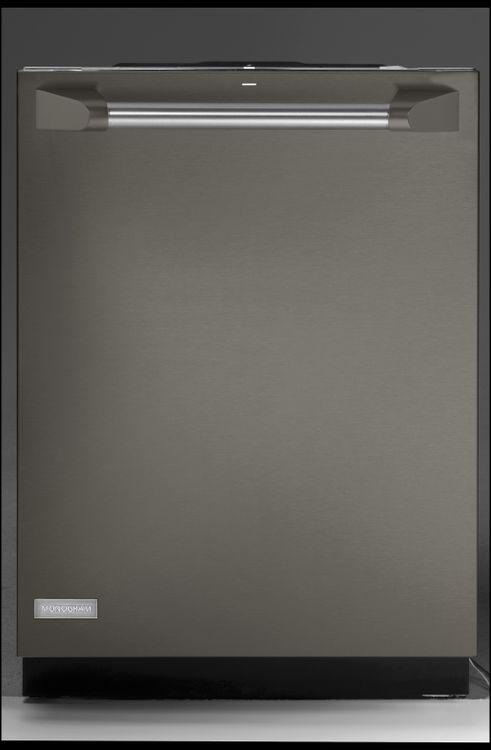 Monogram dishwasher in Graphite