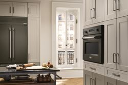 Monogram Professional Appliances in Graphite