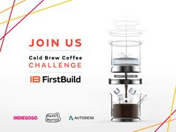 Crowdsourcing Meets Crowdfunding: FirstBuild Makes Bold Commitment with an Expected $30,000 in Awards for Cold Brew Coffee Maker Campaign