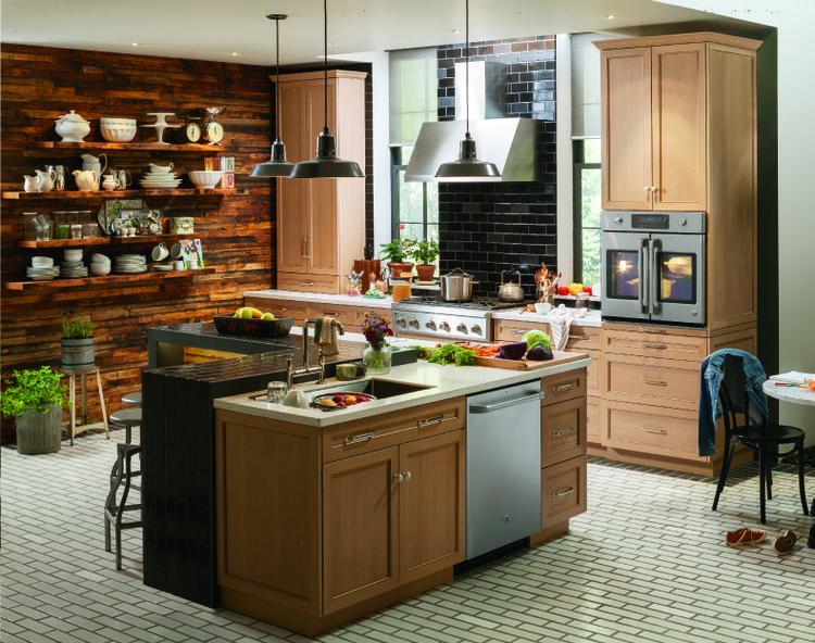 GE Appliances and Shea Homes