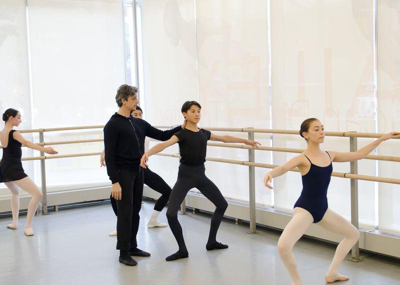 Fabrice Herrault Ballet Intensive