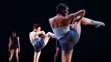 Ailey II in Ray Mercer's Something Tangible