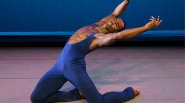 Jamar Roberts in Alvin Ailey's Love Songs