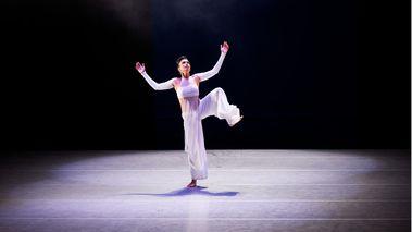 Belen Pereyra in Ronald K. Brown's Grace