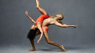 Linda Celeste Sims and Yannick Lebrun