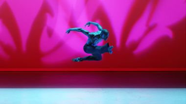 Samuel Lee Roberts in Alvin Ailey's Revelations