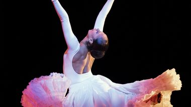 Linda Celeste Sims in Alvin Ailey's Cry