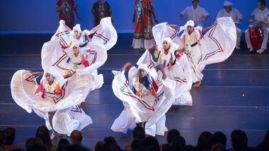 Afro-Cuban World Dance Celebration performance 2012