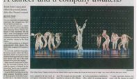 Toronto Star - A Dancer And A Company Awakens