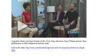 WNCN_MyCarolinaToday_AAADT_NationalTour_ChapelHillNC_Broadcast_02.22.16