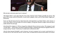 PBS Newshour - Banned By Nazis, Composer's Work Appears Onstage 90 Years Later