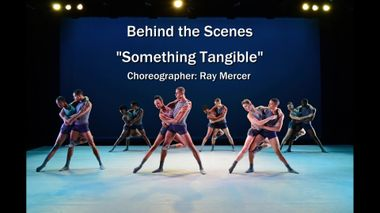 The Making Of Ray Mercer's Something Tangible