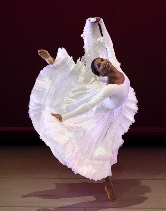 Jacqueline Green in Alvin Ailey's Cry