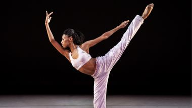 Jacqueline Green in Kyle Abraham's Untitled America: First Movement