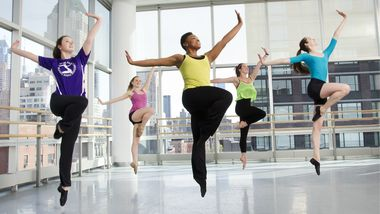 Jazz at The Ailey Extension