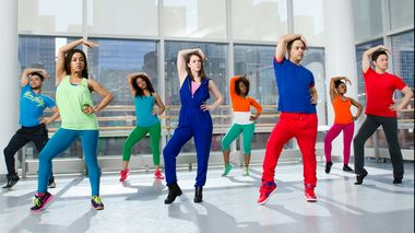 Vogue Class at Ailey Extension