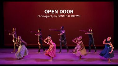 Ronald K. Brown's Open Door