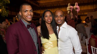 Jamar Mills, Lisa Johnson-Willingham and Vernard J. Gilmore