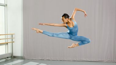 Student from the AileyFordham BFA Program