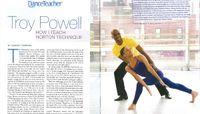 Troy Powell: How I Teach Horton Technique