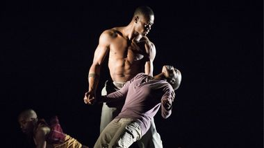 AAADT in Rennie Harris' Exodus. Photo by Paul Kolnik