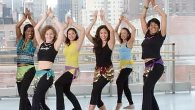 SharQui at The Ailey Extension