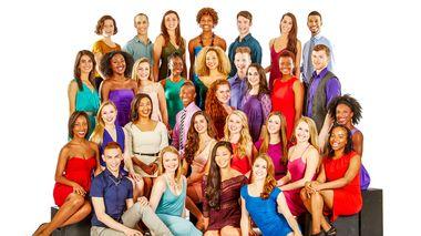 Ailey/Fordham BFA Class of 2015