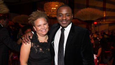 Debra L. Lee and Robert Battle