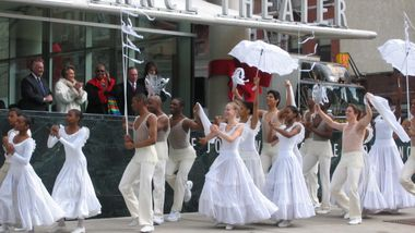 Opening of The Joan Weill Center for Dance