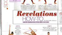 Dance Spirit Magazine - Revelations How-To