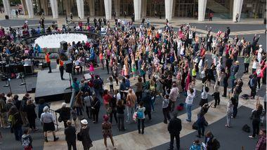 Revelations Celebration on the Plaza