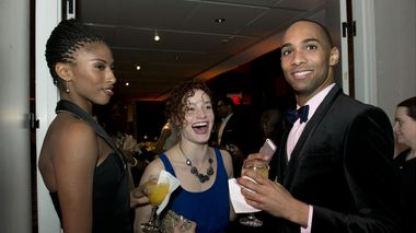 Jacqueline Green, Megan Jakel, and Sean Aaron Carmon
