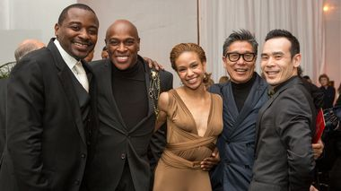 Robert Battle, Mark Manigault, Belen Pereyra-Alem, Masazumi Chaya, and Kanji Segawa