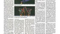 The New York Amsterdam News - Bill T. Jones, Alvin Ailey: Together Again After 30 Years