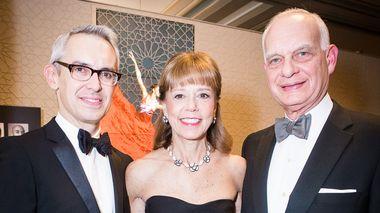Bennett Rink, Daria L. and Eric J. Wallach