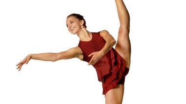 Ailey Fordham BFA Program Dancer