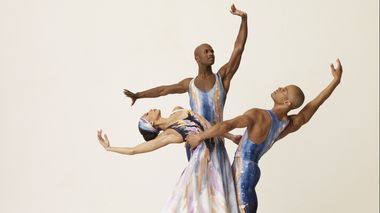 Alvin Ailey's Night Creature