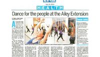 AM New York - Dance For The People At The Ailey Extension