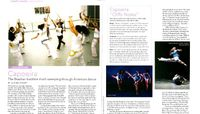 Dance Magazine - Capoeira: The Brazilian Tradition That's Sweeping Through American Dance