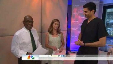 NBC: Today Show - Ailey School Ballet Students