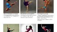 Shape - Get Inspired By Alvin Ailey American Dance Theater