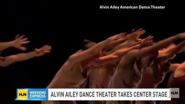 HLN - Alvin Ailey Dancers Take Center Stage