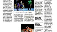 San Francisco Chronicle - New Pieces Rekindle Amazing Ailey
