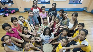 AileyDance Kids at Public School IS 528