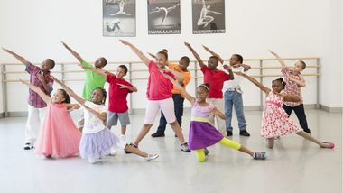 Bronx Charter School for Excellence 3rd Grade Jazz Class