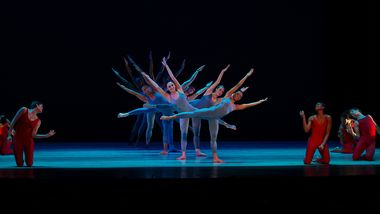 Ailey School Students in Synthesis