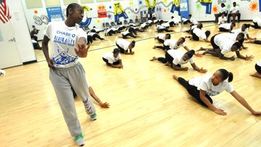 Revelations Residency at Miami Northwestern Senior High School