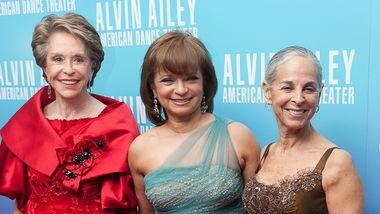 Joan Weill, Kathryn Chenault and Sharon Gersten Luckman