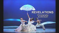 Ailey II in Alvin Ailey's Revelations