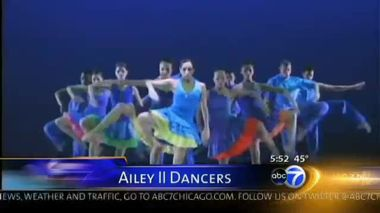 ABC 7 Chicago - Ailey II at Governors State
